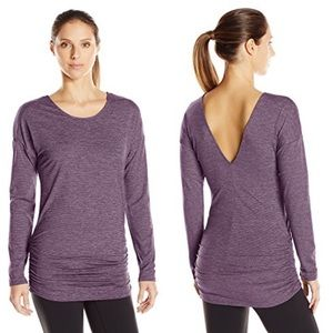 Lucy Manifest Tunic in Blackberry